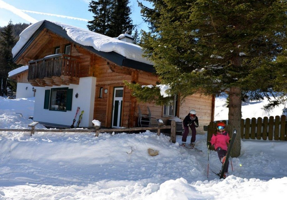 Find a cabin at the Hüttenpartner offer for your perfect holiday